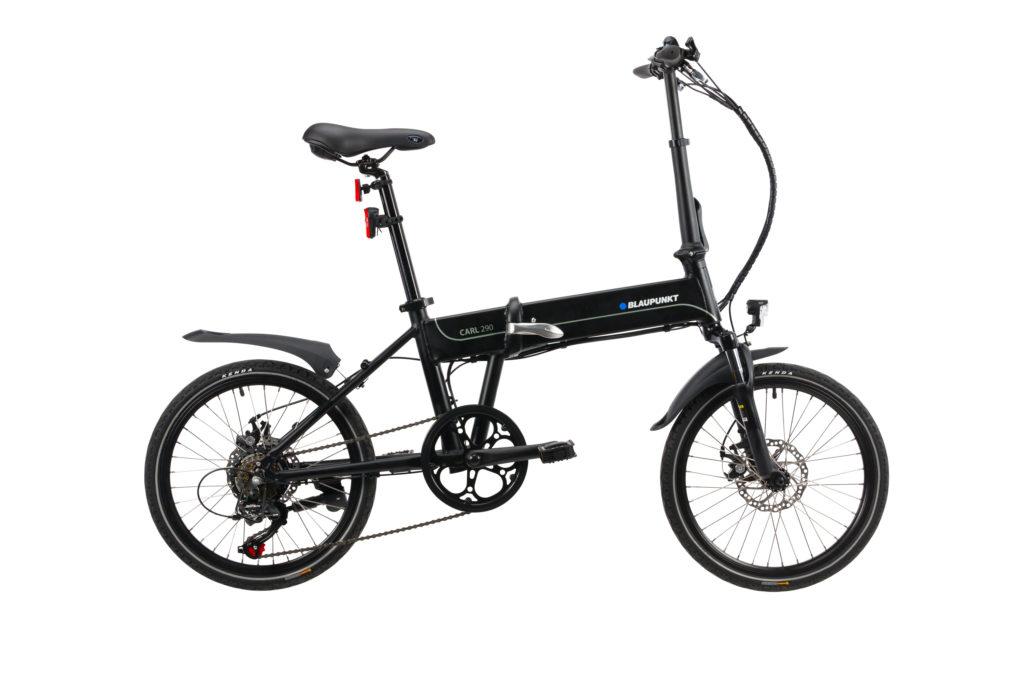 8f225d05c4ff03 Dein Falt-E-Bike von Blaupunkt - leicht