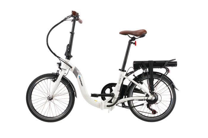 Blaupunkt, ebike, eBike, e-bike, ebikes, E-Bikes, E-Bike, Pedelec, Klapprad, Fahrrad, Freizeit, Camping, Boot, Jacht, Stadtrad, Stadt, Faltbike, Faltfahrrad, Falt-Ebike, Falt-eBike, Bahn, klappbar