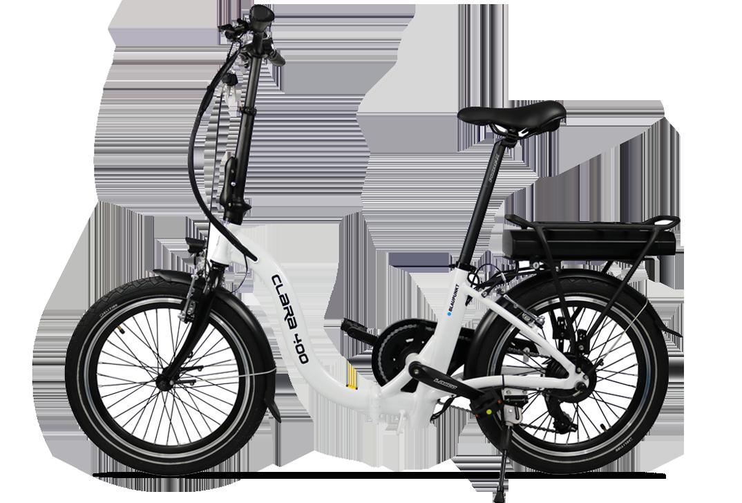 Faltbares E-Bike Clara 400 von Blaupunkt