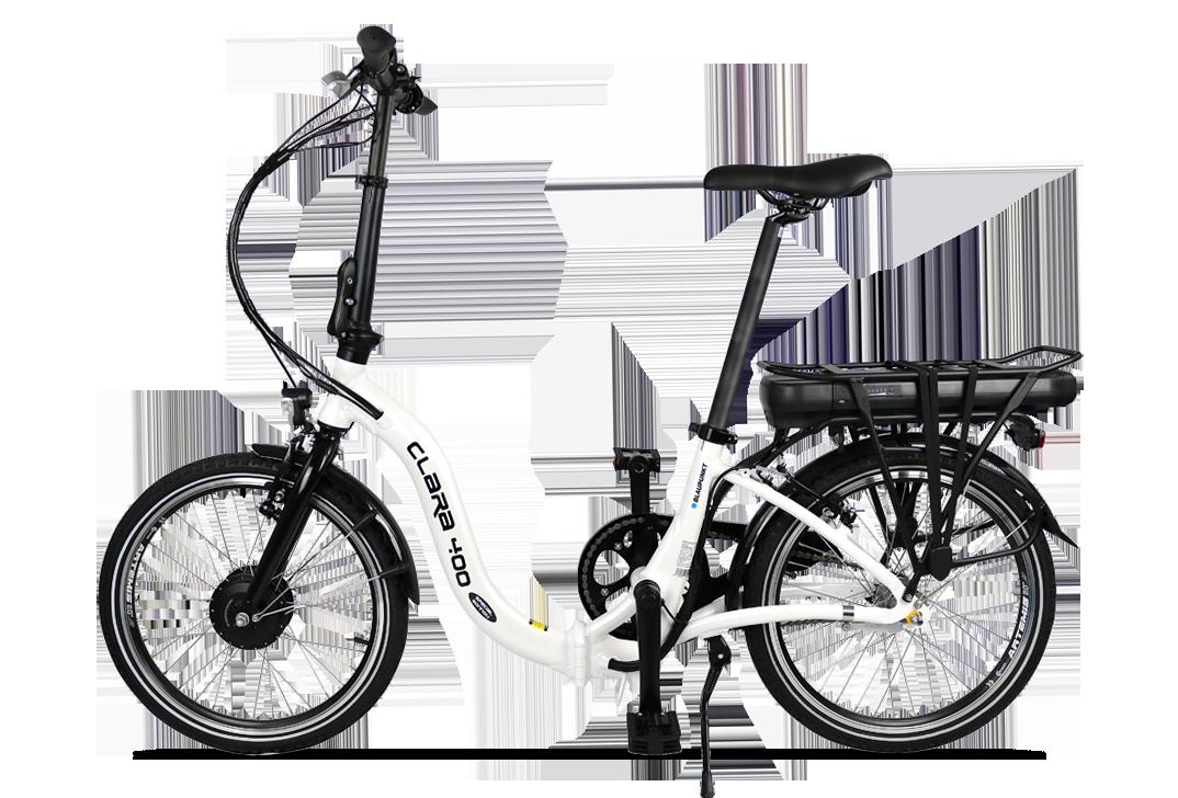 Faltbares E-Bike Clara 400 SE von Blaupunkt