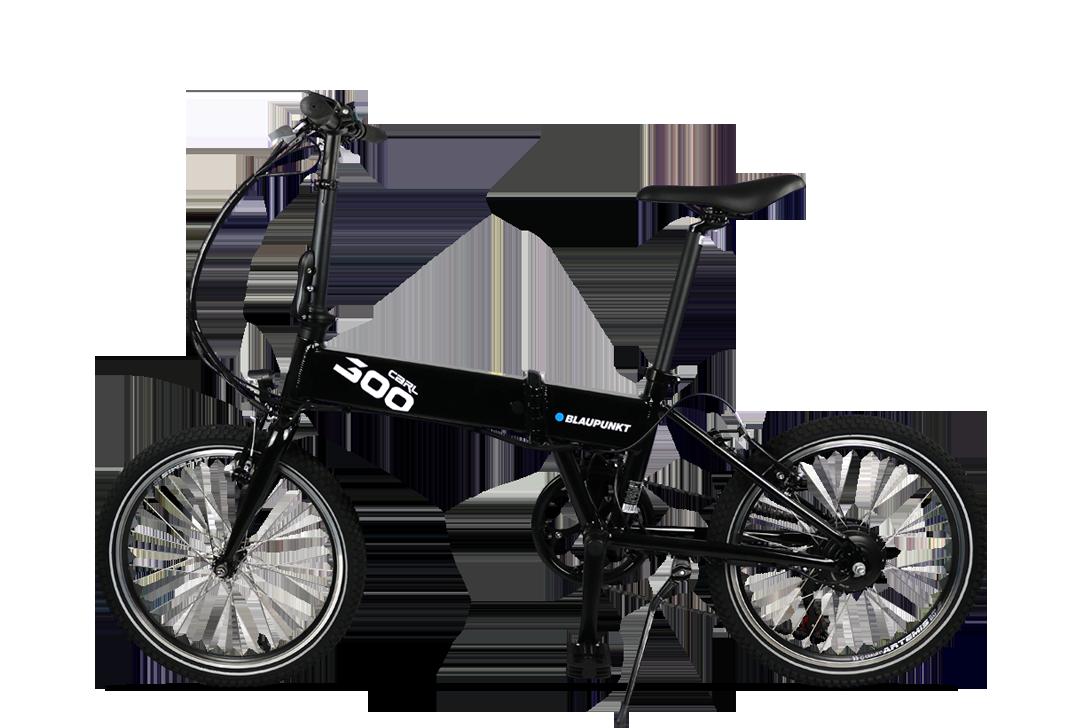 Faltbares E-Bike Carl 300 von Blaupunkt