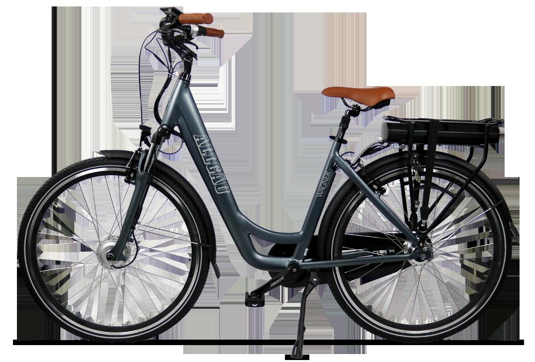 City-E-Bike von Wagner